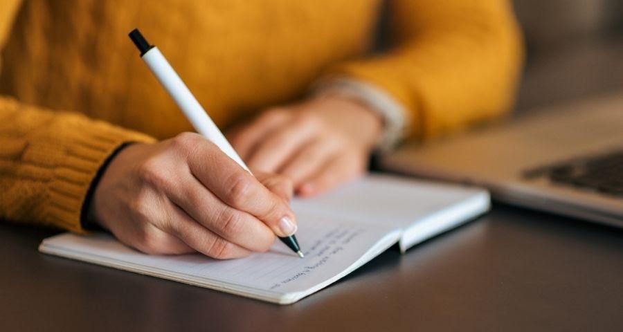 Creative writing workshop for vet team members